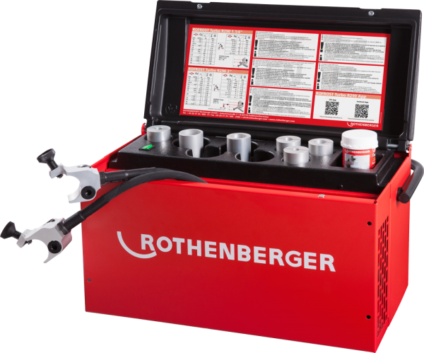ROTHENBERGER Einfriergerät ROFROST Turbo R 290 1/1,4'