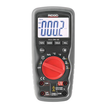 Ridgid Digital-Multimeter micro DM100