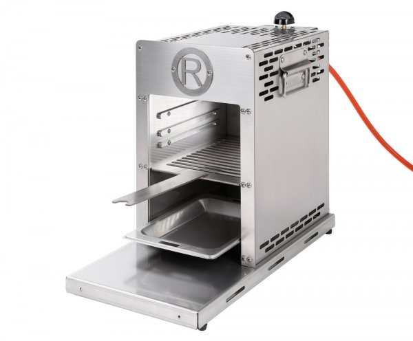 ROTHENBERGER Industrial ROASTER Steakgrill Gasgrill Oberhitzegrill inkl. Rost