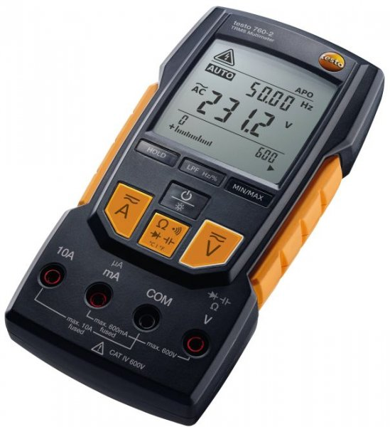 testo 760-1 - Digital-Multimeter
