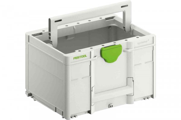 Festool Systainer ToolBox SYS3 TB M 237
