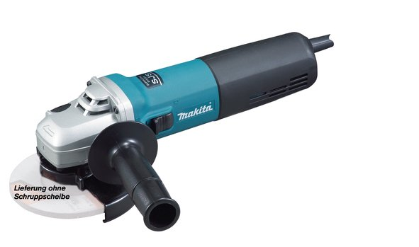Makita Winkelschleifer 1100 W 125 mm 9565HRZ