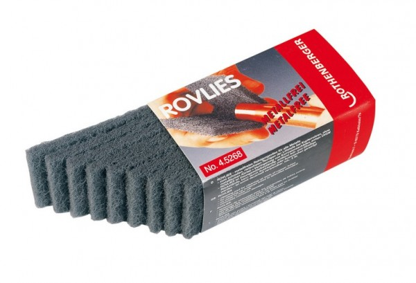 ROTHENBERGER Reinigungsvlies ROVLIES, 10er-Pack